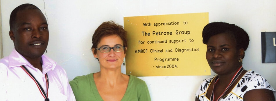 Petrone Group is particularly aware of corporate social responsibility