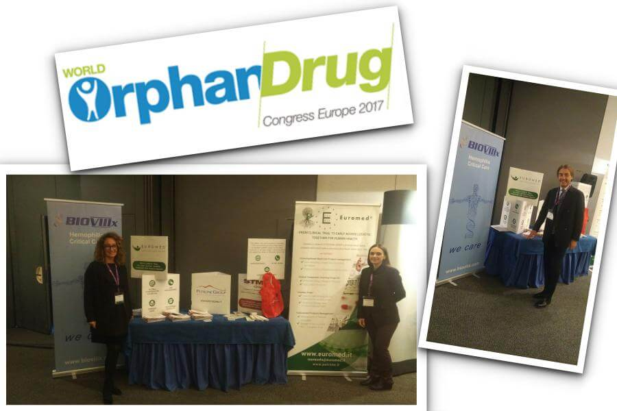Orphan Drug Congress Europe 2017
