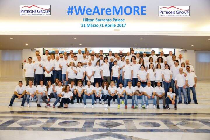 we are more sorrento petrone group 2017