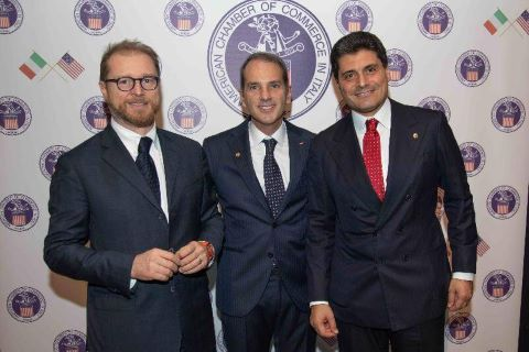 Massimo-Petrone-American-Chamber-of-Commerce-in-Italy napoli ITA