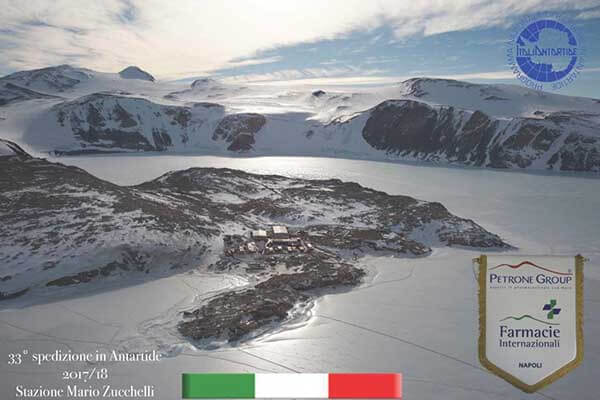 XXXIII spedizione italiana in antartide Petrone Group MIUR PNRA