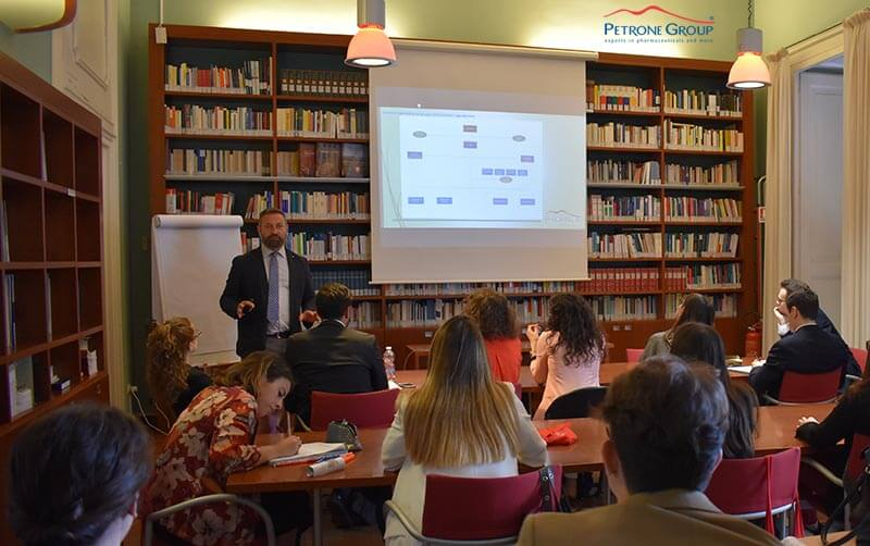 Petrone Group IPE Direzione Risorse Umane & Digital Trasformation all'IPE Business School