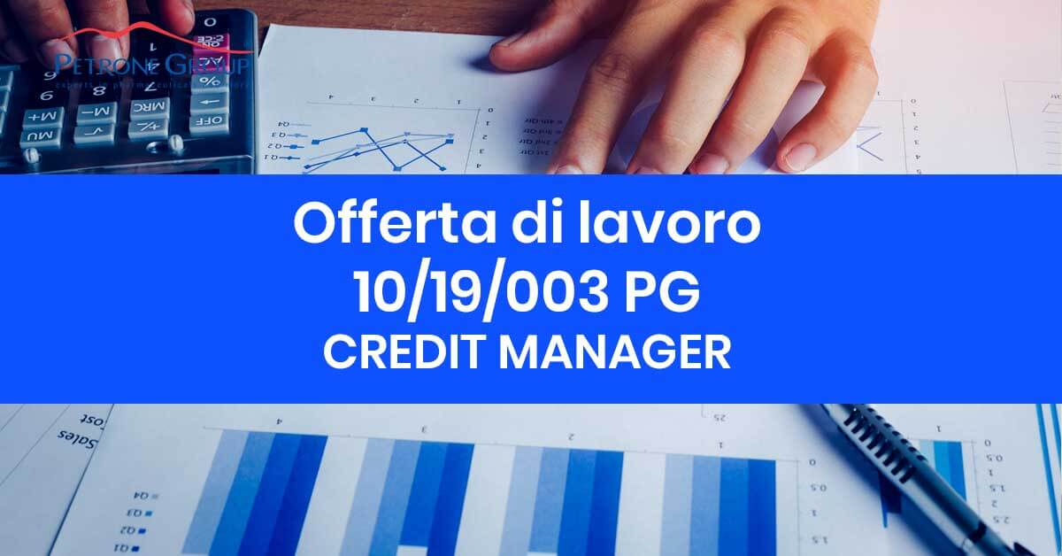 credit MANAGER Petrone Group Napoli