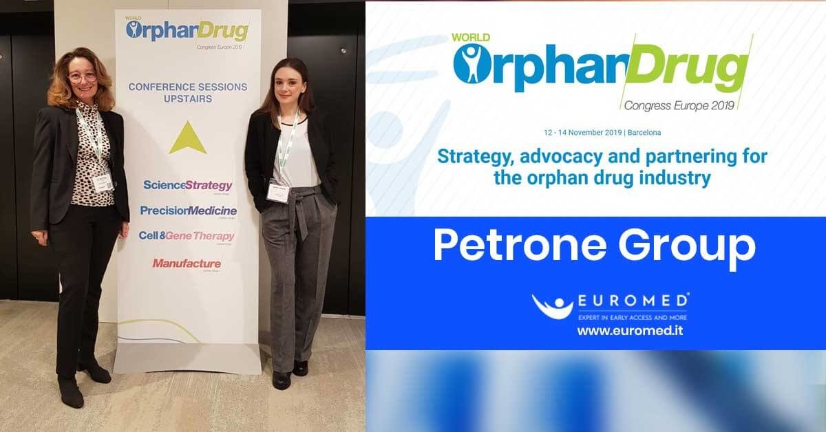orphan drug petrone group euromed