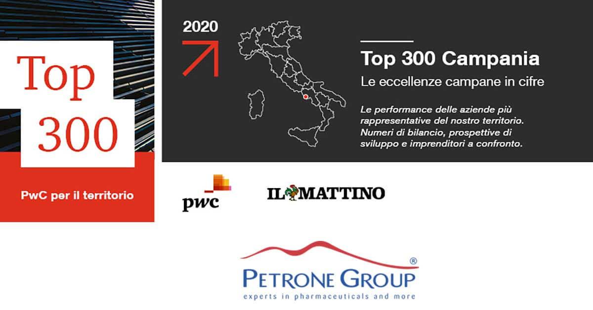 top 300 campania - petrone group