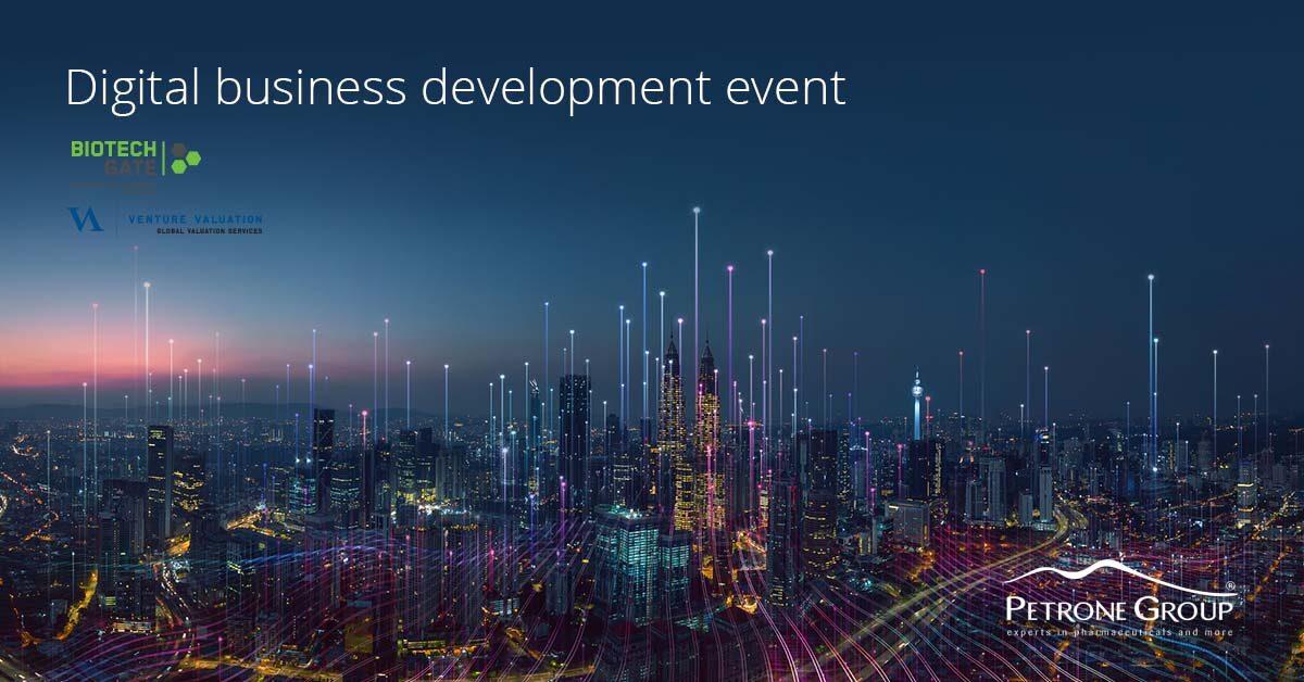 Digital business development event petrone group