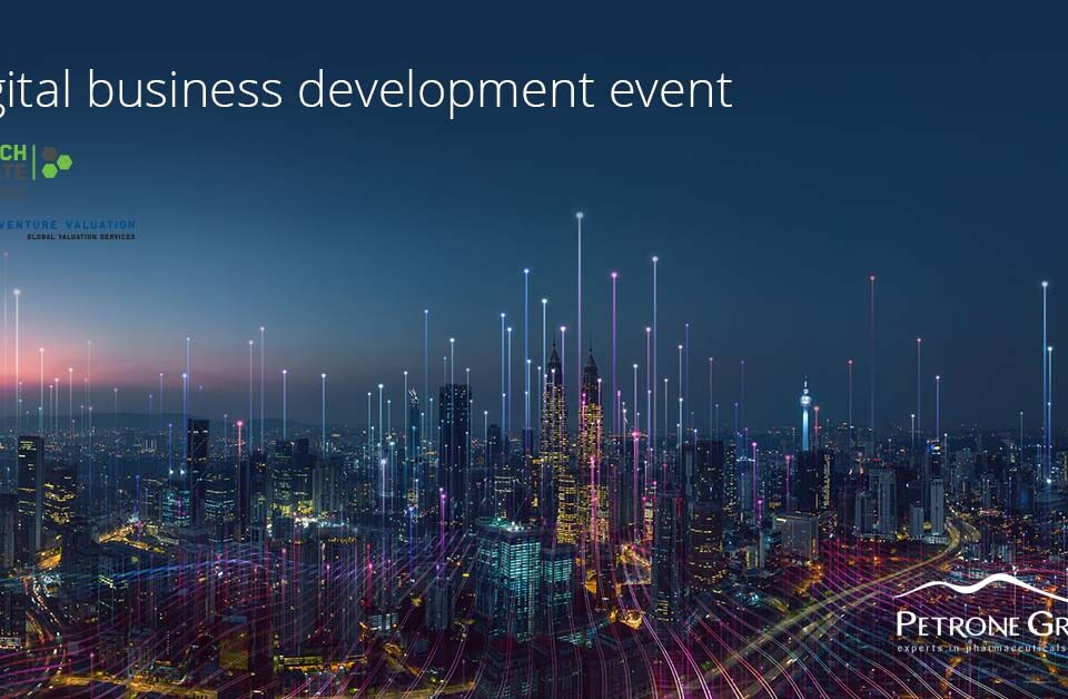 Digital business development event petrone group