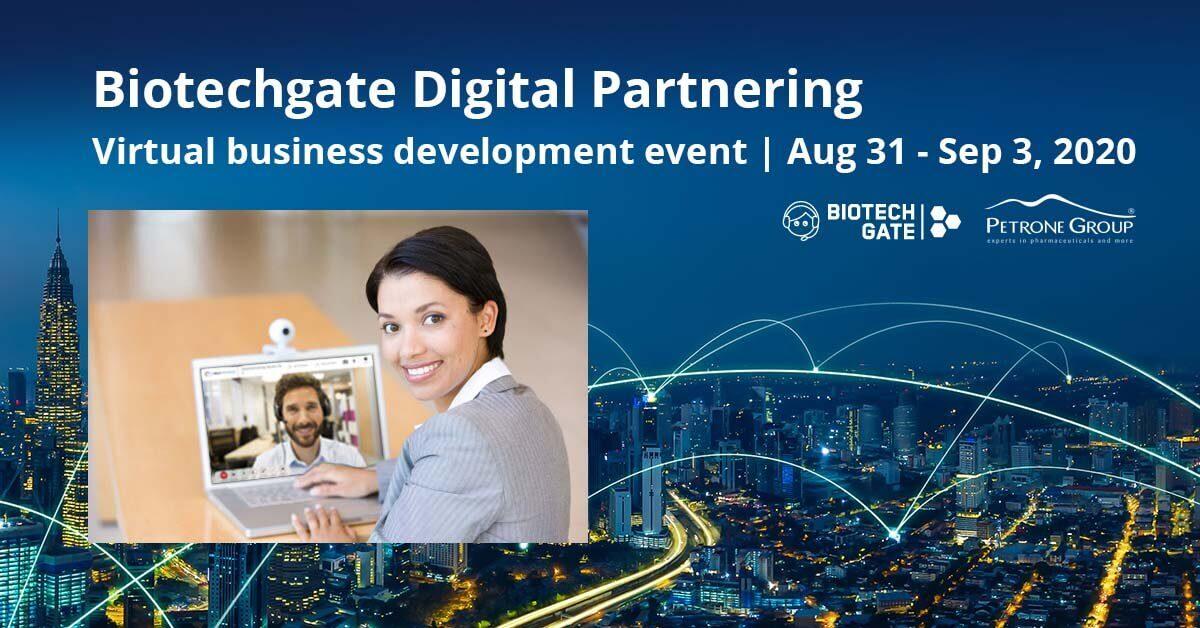 Biotechgate Digital Partnering virtual business development petrone group