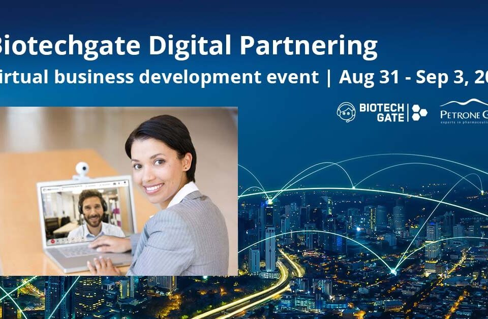 Biotechgate Digital Partnering virtual business development petrone group