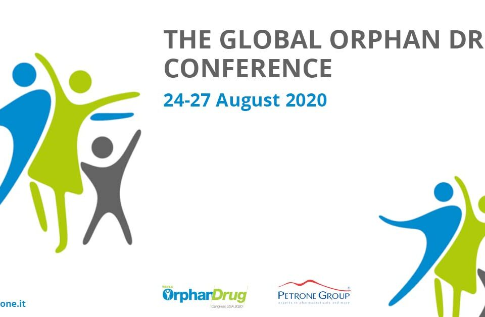 THE GLOBAL ORPHAN DRUG World Orphan Drug Congress USA Petrone Group