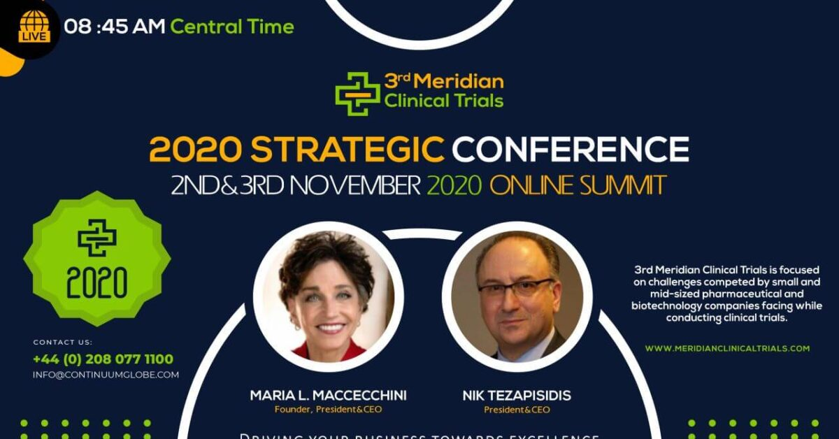 3rd meridian clinical trials with euromed-pharma