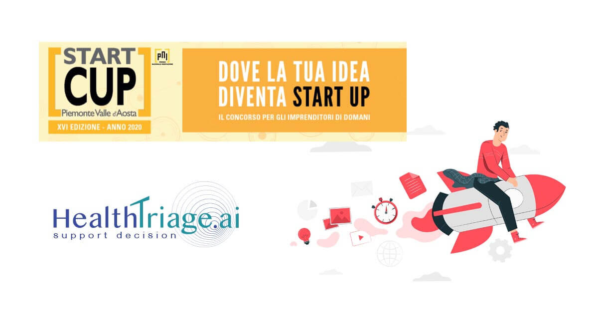 startcup health triage petrone group startup