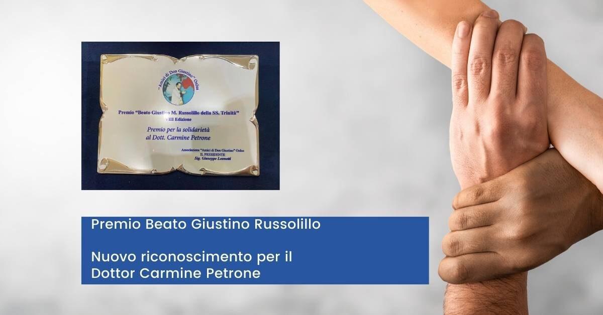 Premio Beato Giustino Russolillo